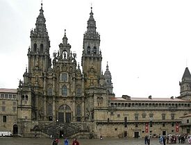 SantiagodeCompostelaCathedral